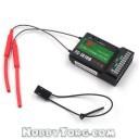 Приемник FlySky iA10B 10-канальный 2.4GHz с телеметрией (FS-iA10B)