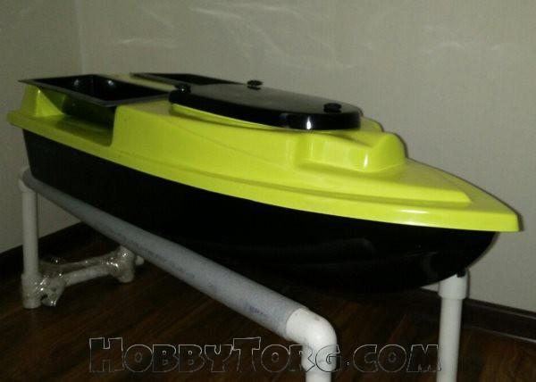 корпус кораблика для прикормки